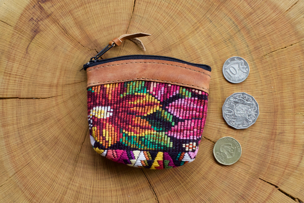 cielo collective pana coin pouch