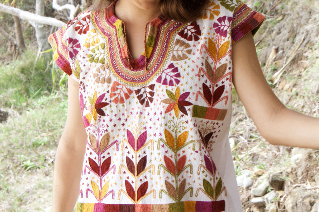 the Chamula Blouse Cielo Collective 3