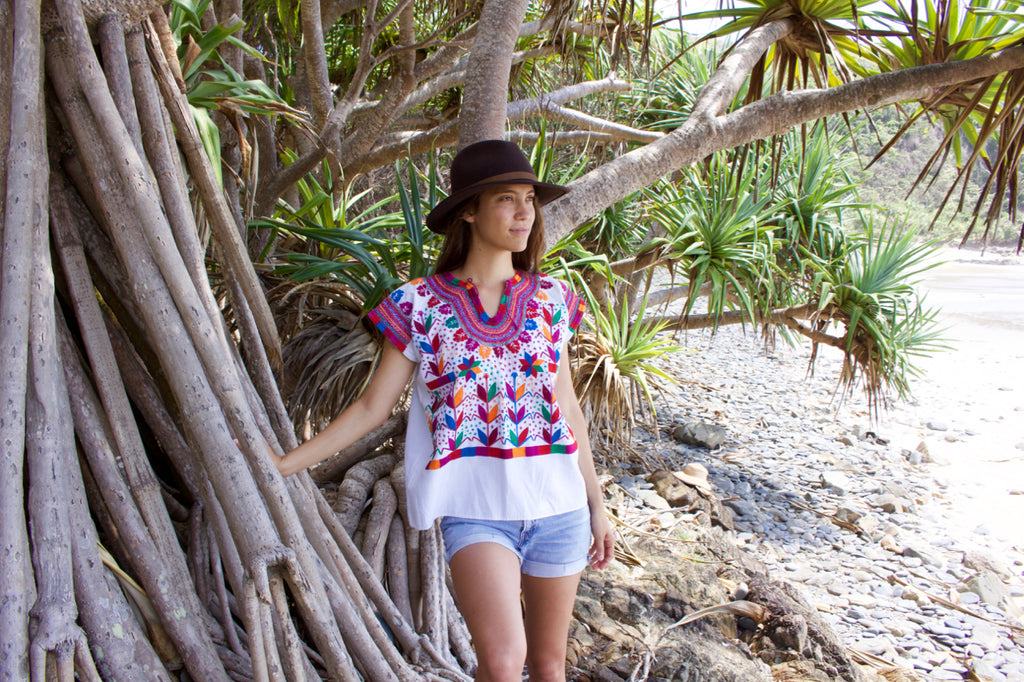 the Chamula Blouse Cielo Collective 4