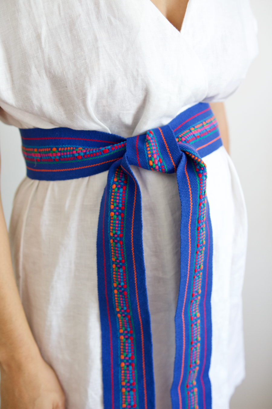 Berta Belt - Blue