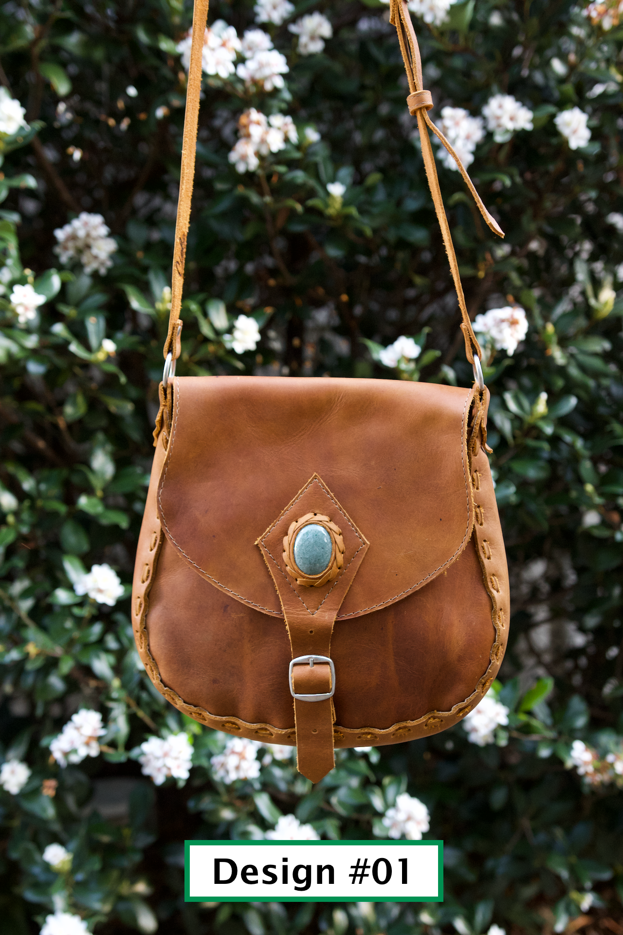 Jade Cross Body Bag