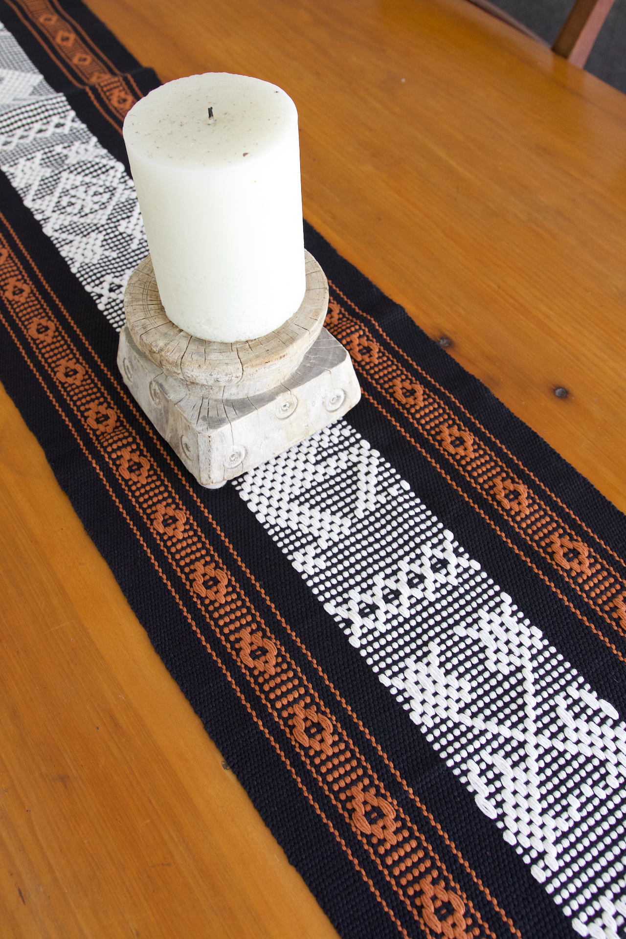 Jalieza Table Runner - Small - Black