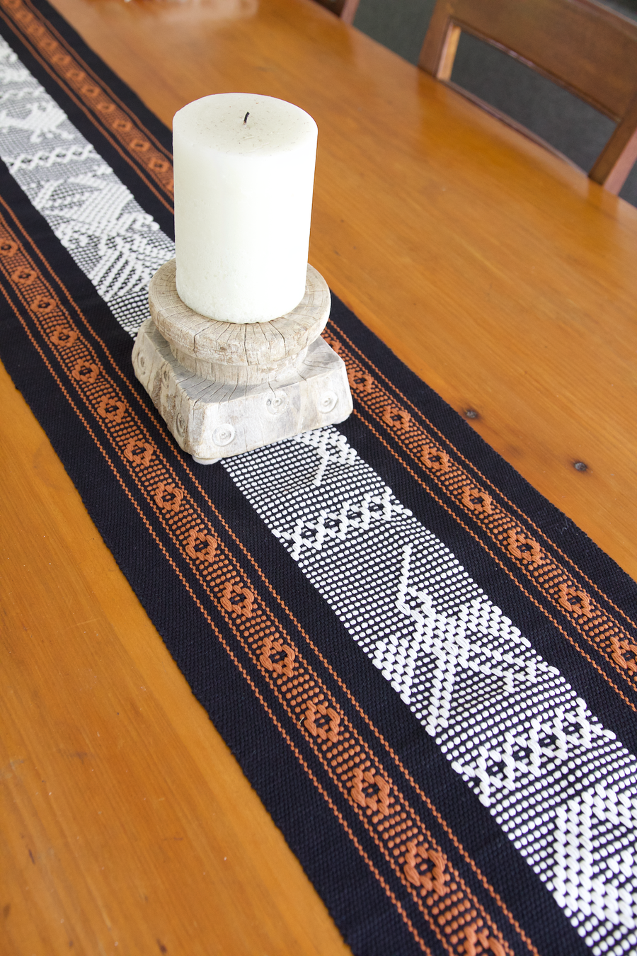 Jalieza Table Runner - Large - Black