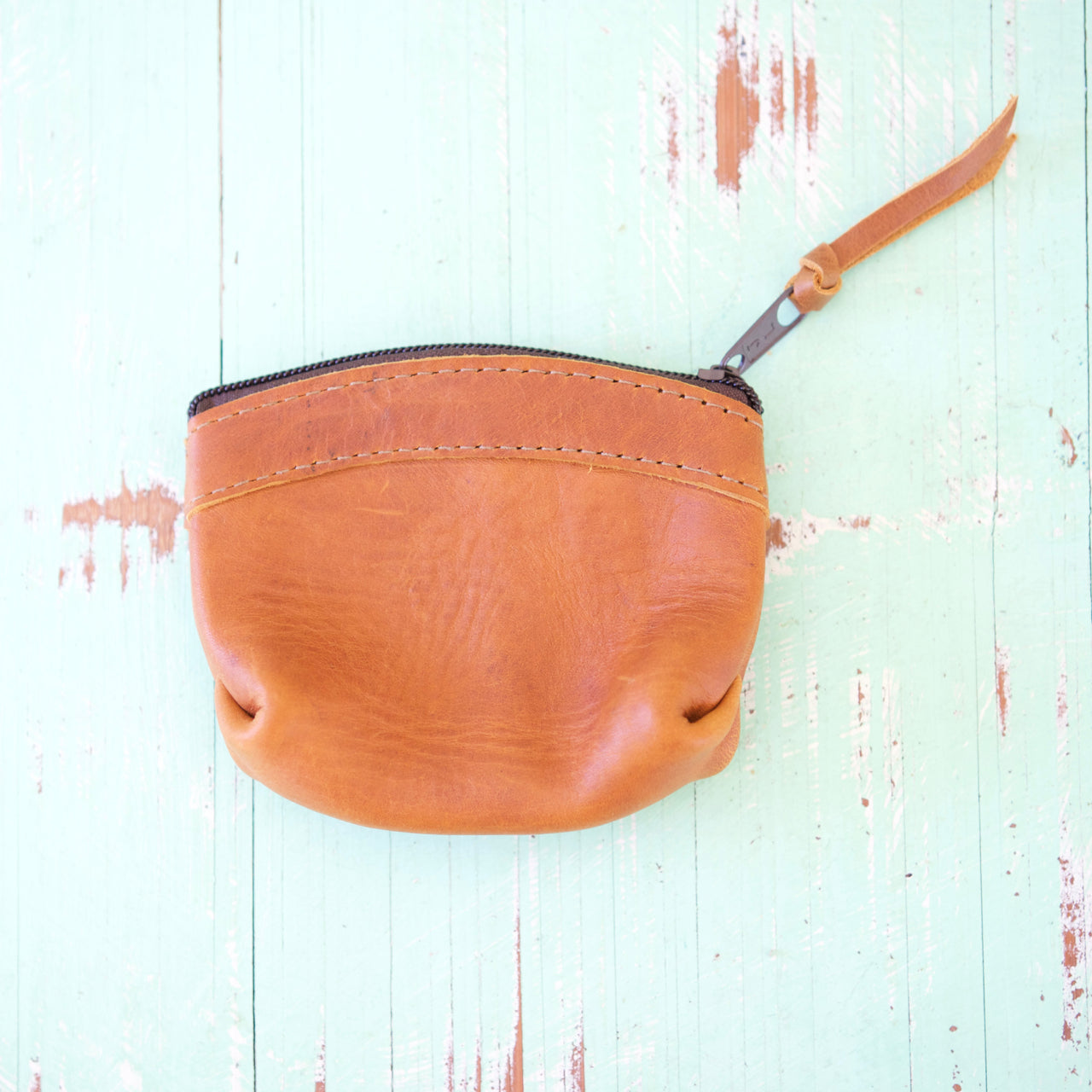 Puro Coin Pouch  Coin Pouch Leather - Cielo Collective handmade Mexico Guatemala
