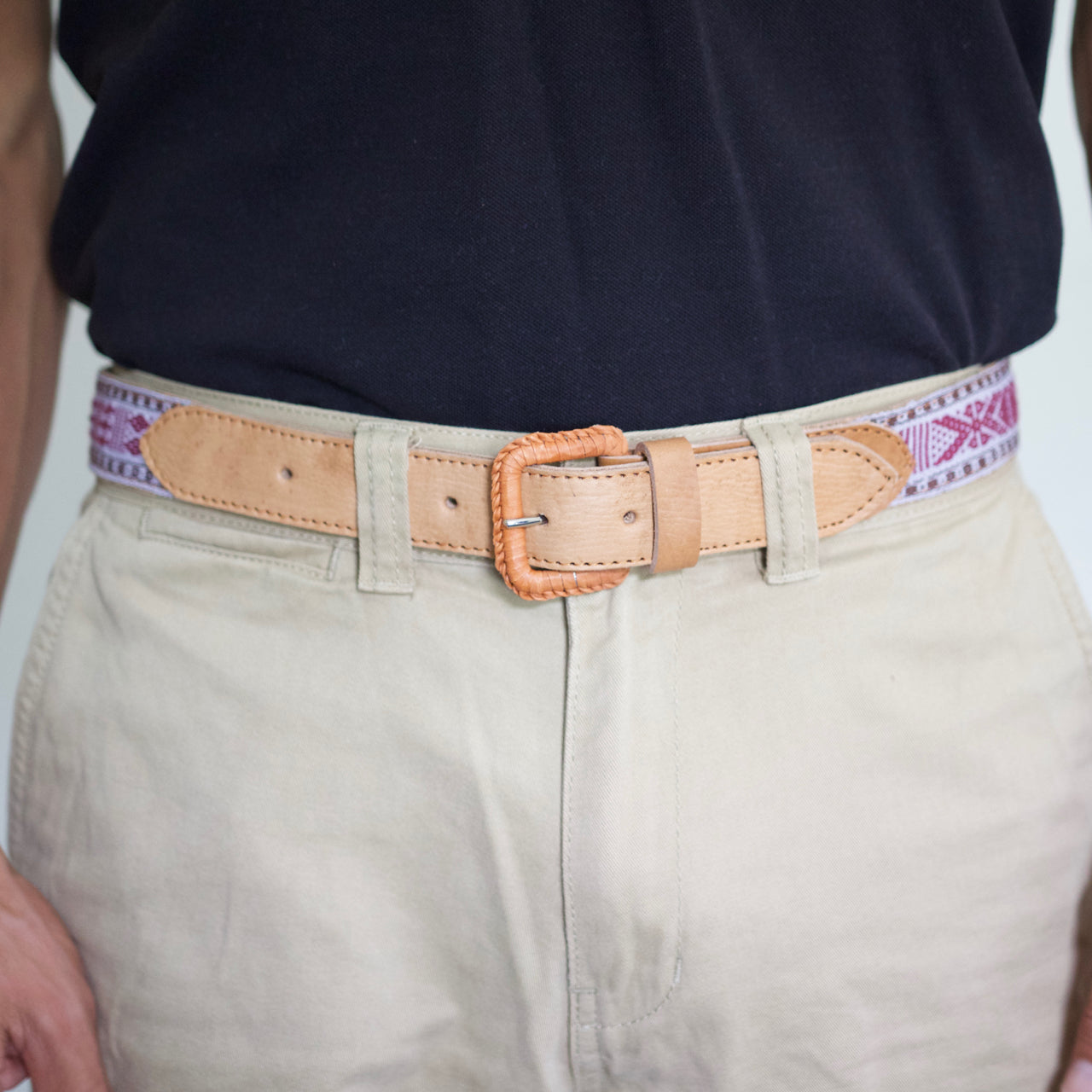 Santo Tomas Belt - Size 34 No. 13