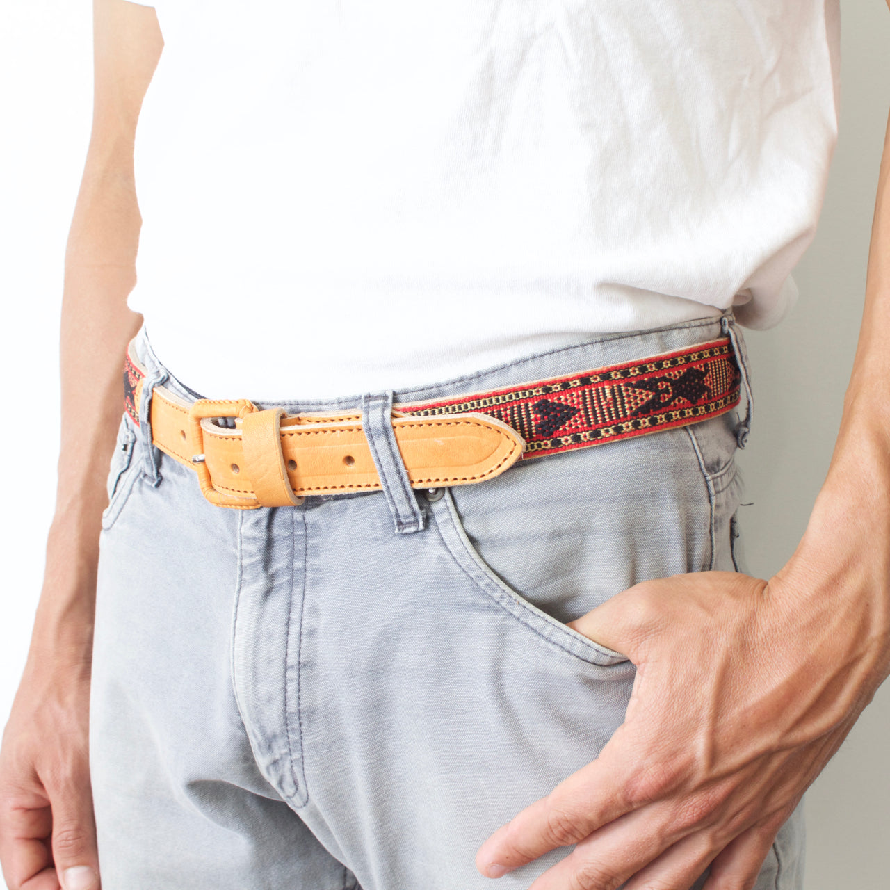Santo Tomas Belt - Size 38 No. 03