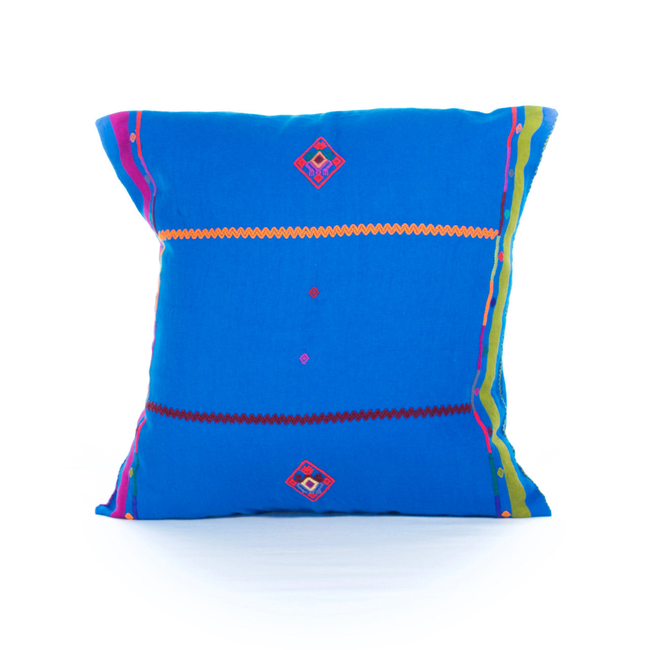 Sapo Cushion - Cielo Collective - Light Blue - 1