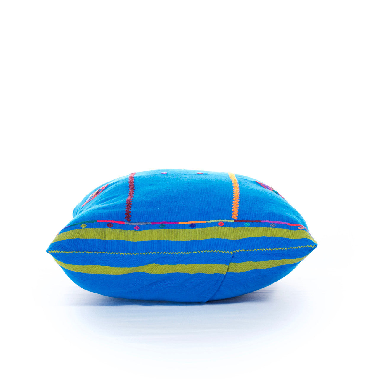 Sapo Cushion - Cielo Collective - Light Blue - 5