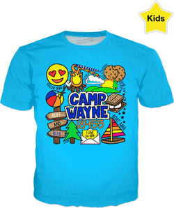 Camp Wayne Kids T-Shirt