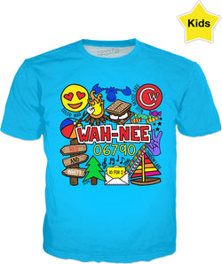 Camp Wah-Nee Kids T-Shirt