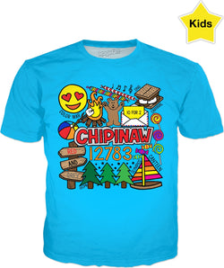 Chipinaw Kids T-Shirt