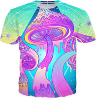 Magic Mushrooms - Festival T-Shirt