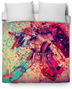 3D Transformers Duvet Cover - Shirt Store USA