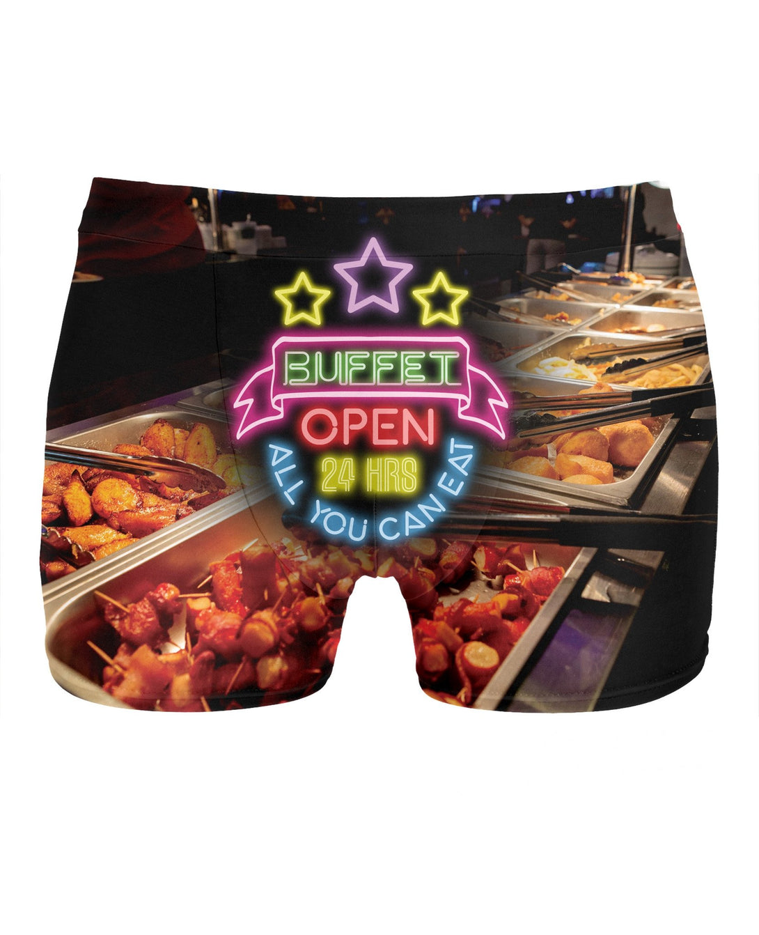 All You Can Eat Buffet Underwear
