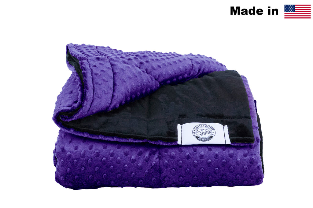 High quality weighted blanket made in america