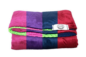 Custom Combo Weighted Blanket