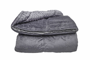 most comfortable weighted gravity blanket