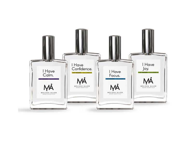 Melissa Allen Mood Essentials Fragrances