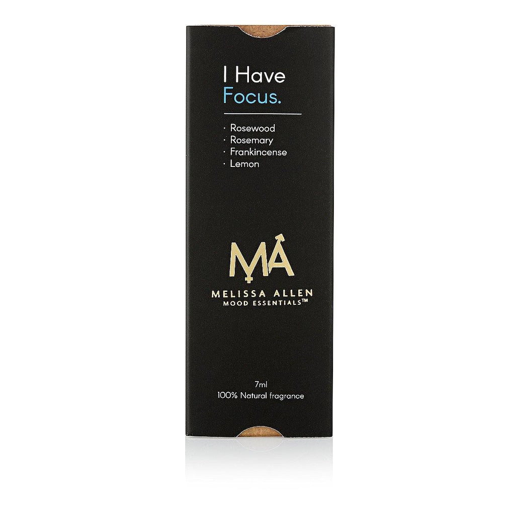 "I HAVE FOCUS MOOD ESSENTIALS ""Travel Size"" (7ml)"