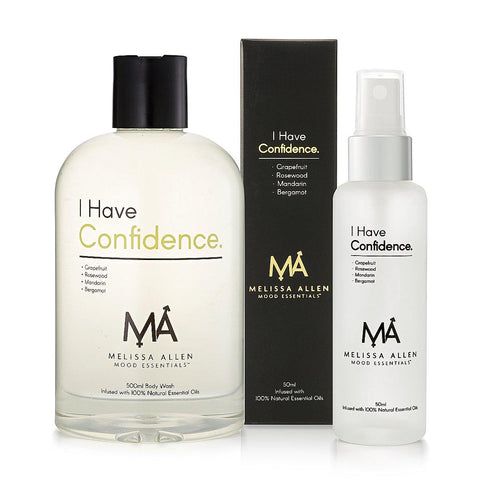 I HAVE CONFIDENCE FRAGRANCE & BODY WASH PACK