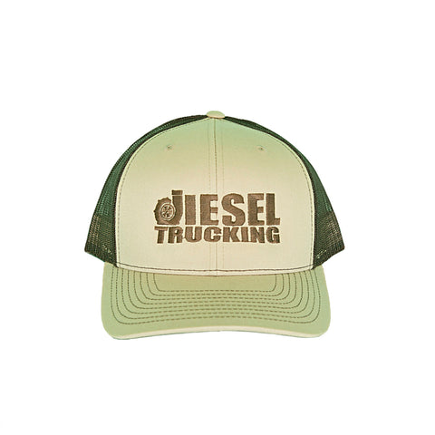 Khaki / Coffee hat