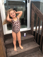 Lottie Leopard One Piece