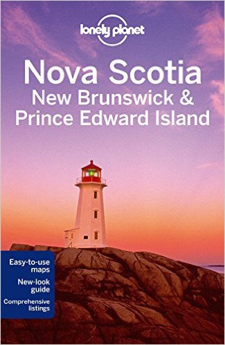 Nova Scotia, Prince Edward Island & New Brunswick