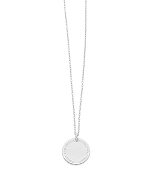 Munro Necklace Silver