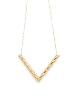 Union Necklace Gold