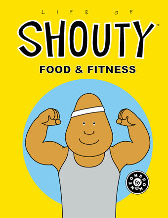 Life of Shouty: Food & Fitness