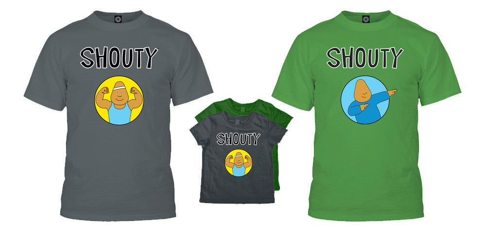 Shouty Shirts