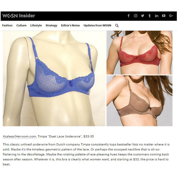 WGSN - Whatever it is, this bra is clearly what women want