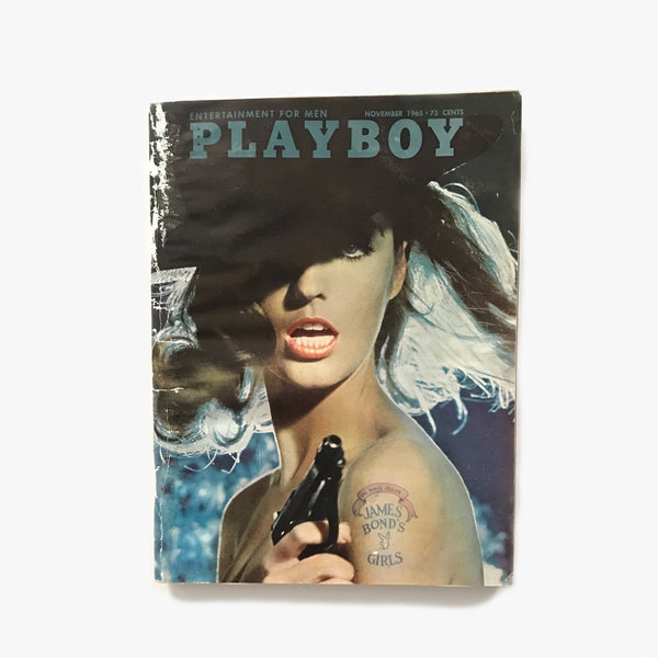 Playboy Special Edition James Bond November 1965