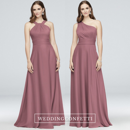 The Ressa Bridesmaid Gown (Customisable)