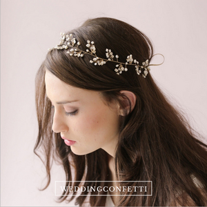 Bridal Headpieces (Various Designs)