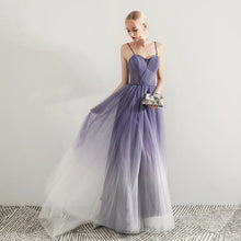 Load image into Gallery viewer, The Ashley Ombre Sleeveless Gown - WeddingConfetti
