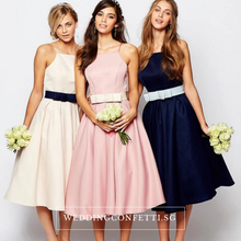 Load image into Gallery viewer, The Brittany Bridesmaid Dress - WeddingConfetti