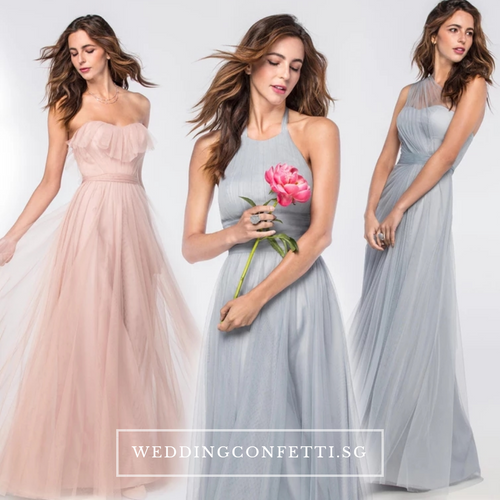 The Lindsay Bridesmaid Collection (Customisable)