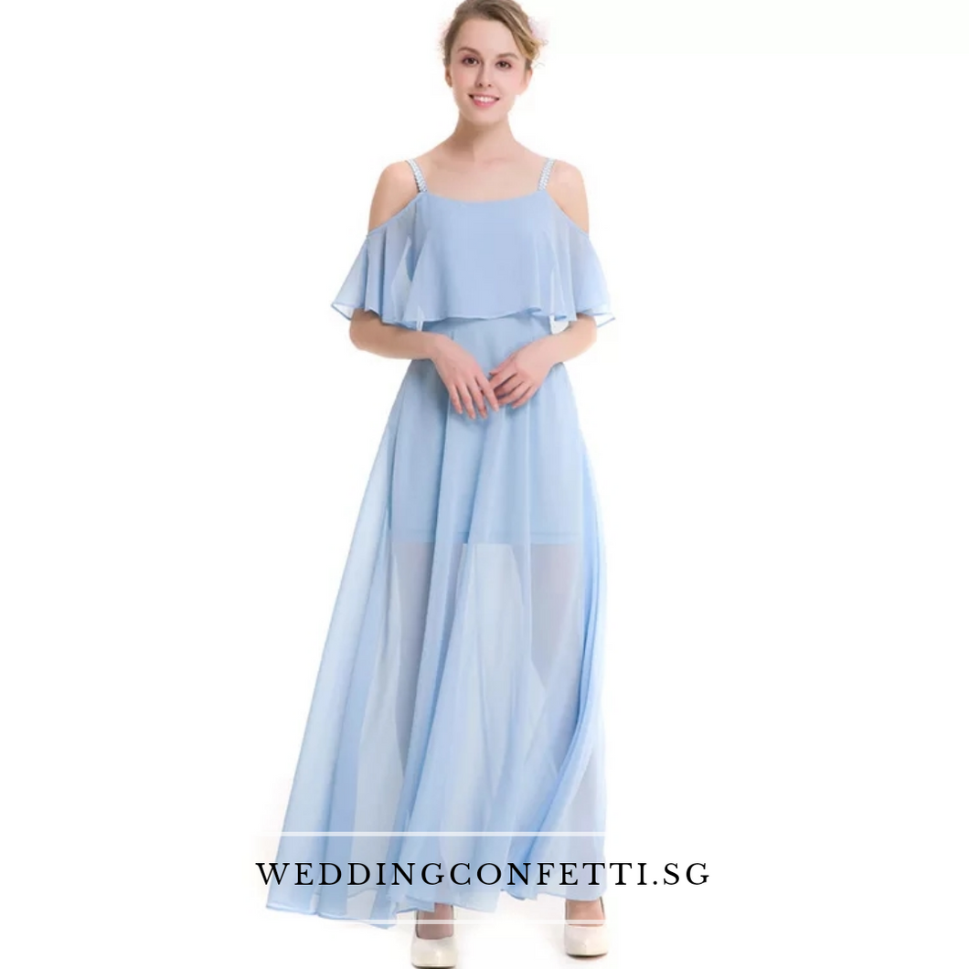 The Evie Bridesmaid Collection