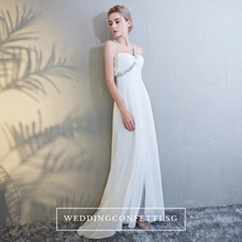 Load image into Gallery viewer, The Jsabella Toga Gown - WeddingConfetti