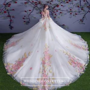 The Lovelle Bridal Gown - WeddingConfetti