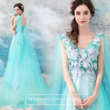 Load image into Gallery viewer, The Atheary Wedding Tiffany Sleeveless Gown - WeddingConfetti