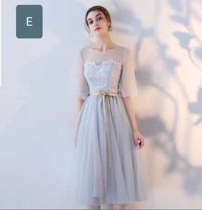 The Eleanor Bridesmaid Collection (Grey) - WeddingConfetti