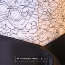 Load image into Gallery viewer, The Layla White Lace Dress - WeddingConfetti