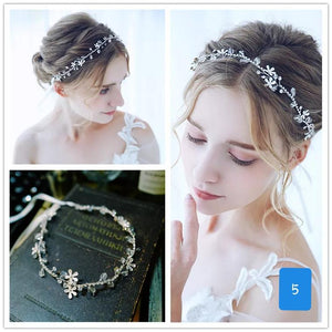 Bridal Diamonte Headpiece / Tiaras - WeddingConfetti