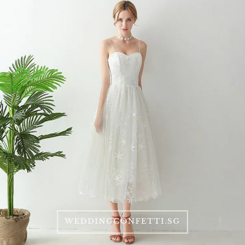 The Quenda Wedding Bridal Bohemian Wedding Dress - WeddingConfetti