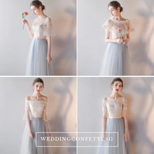 Load image into Gallery viewer, The Elrinda Bridesmaid Collection - WeddingConfetti