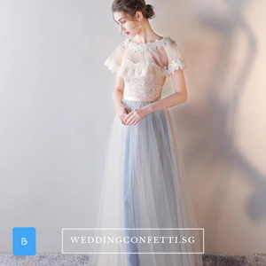 The Elrinda Bridesmaid Collection - WeddingConfetti