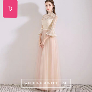 The Erinya Pink Bridesmaid Collection