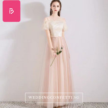 Load image into Gallery viewer, The Erinya Pink Bridesmaid Collection